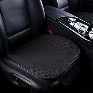 Image 2 - luxury Car seat cover car ice silk anti slip seat cushion cool seats cushions Automobile Seat Cover Cushion Pad Mat