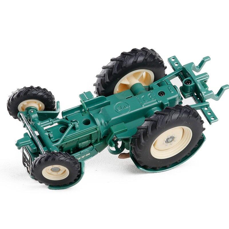 Image 4 - SIKU Simulation tracteur camion jouet alliage Agriculture ferme camions modèle ingénierie voiture enfants jouets cadeaudiecast metaltruck toycar toy -
