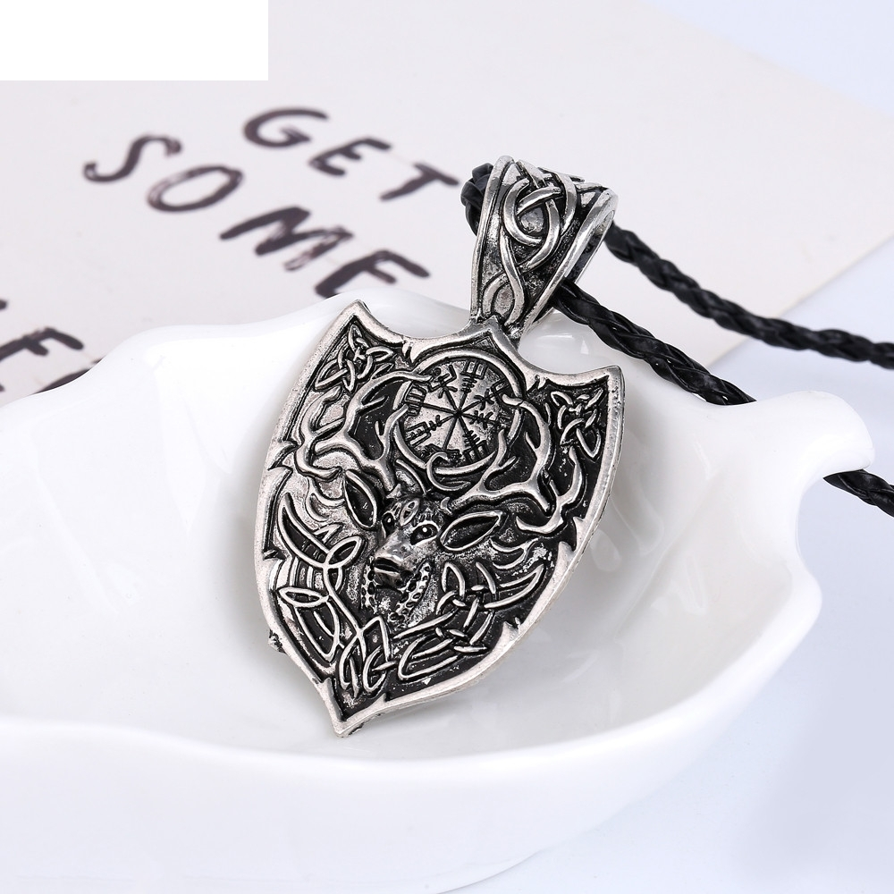 OTOKY Viking Necklace Animal Teen Men Necklace Fashion Jewelry Pendant Supernatural Amulet Knot Drop Shipping F27