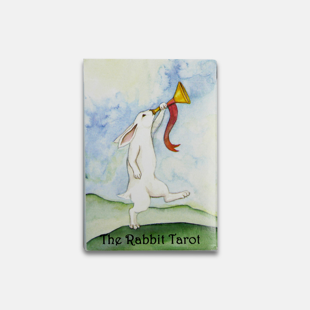 High Quality 100% New Rabbit Tarot cards set board game card