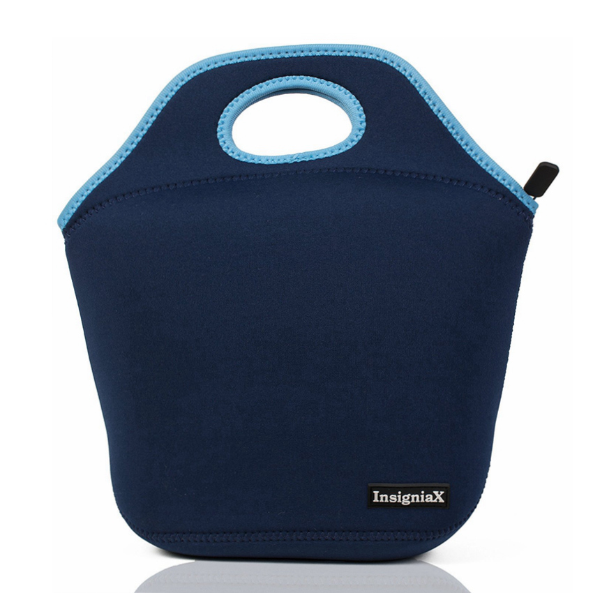 Heopono Reusable Cooler Insulated Thermal Tote Thick Insulated Neoprene Lunch Bag