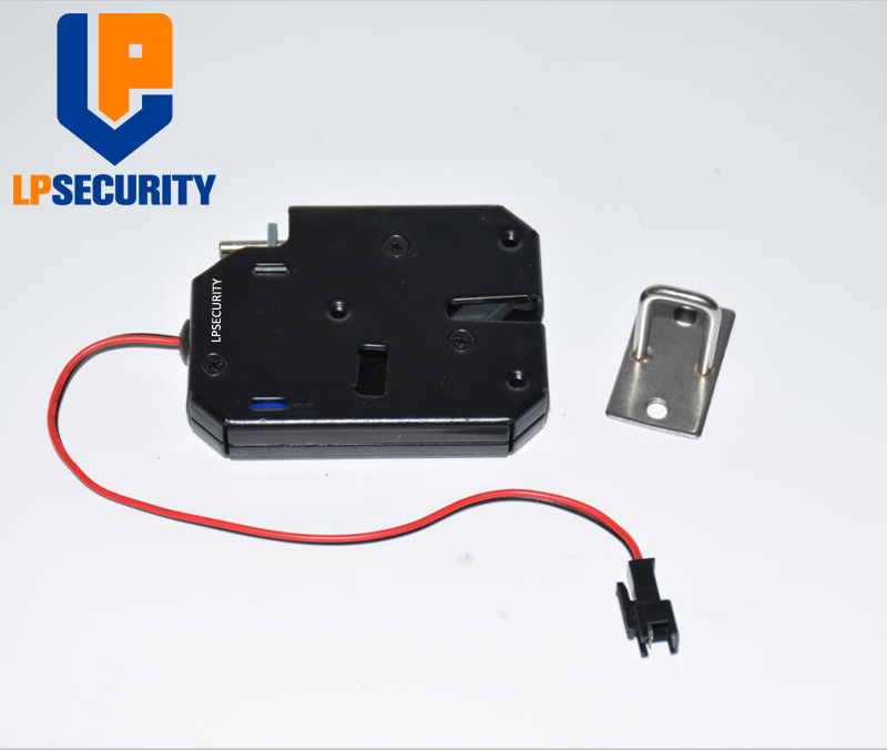 DC-12V Open Frame Type Electronic Door Lock 12V/2A For Cabinet Locks/solenoid Locks/drawer