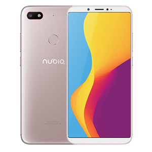 "Image 4 - Global Version ZTE Nubia V18 4GB 64GB 6.01"" Smartphone Snapdragon 625 2160*1080 Octa Core 18:9  4000mAh 13MP Mobile Phone"