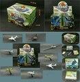 4D terceira geração 8 de aeronaves modelos J-20 caça Stealth bombardeiro B-2 águias helicóptero modelo de montagem de plástico
