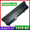 6600mAh Laptop Battery For dell Vostro 1510 1520 2510 1310 1320 0N241H 312-0724  451-10655 K738H N950C T114C U661H