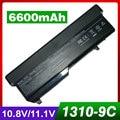 6600mAh Laptop Battery For dell Vostro 1510 1520 2510 1310 1320 0N241H 312-0724  451-10655 K738H N950C T114C U661H