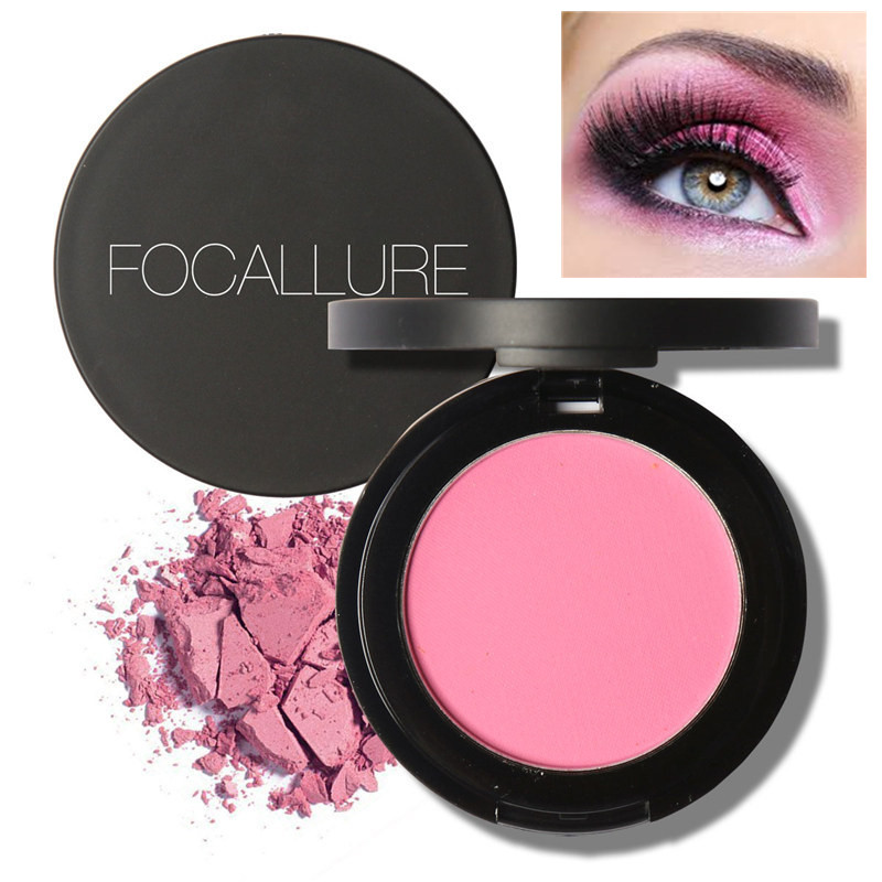 Focallure 16 Color Shimmer Smokey Eye Shadow