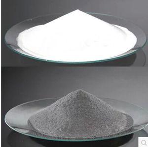 Image 3 - 100g Bianco Grigio Riflettente in polvere Ad Alta rifrazione vetro microsphere riflettente della polvere del Pigmento Riflessa Luce Bianca rivestimento