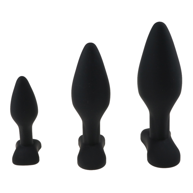 Silicone Butt Plug Large Huge Anal Bead