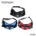 Go Pro Accessories Cat Dog Pet Camera Harness Chest Strap For GoPro Hero 4 3+ 2 1 SJCAM SJ4000 Xiaomi Yi Blue Black Red VP208