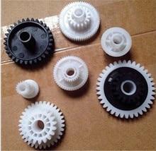 Nouveau RM1-2963/RU5-0655/RM1-2538/RK2-1088 pignons D'entraînement De Fusion pour HP M712 M725 M5025 M5035 Fuser Drive Assemblée engrenages (7 engrenages/set)