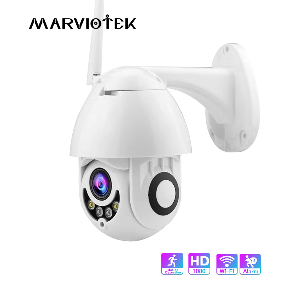 Mini Camera HD 1080P Wifi IP Camera Outdoor Weatherproof Night Vision Home Security Video Surveillance CCTV