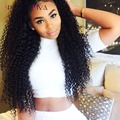 Bohemian Curly Hair Ms Lula Hair 5 Bundles Grade 8A Virgin Unprocessed Tissage Kinky Curly Bohemian Human Hair Cheap Brand Rosa