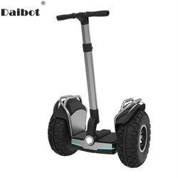Daibot Off Road skuter elektryczny 19 Cal samo balansowanie skutery 1200W * 2 dorosłych deskorolka Hoverboard z Bluetooth/APP w Deskorolki elektryczne od Sport i rozrywka na