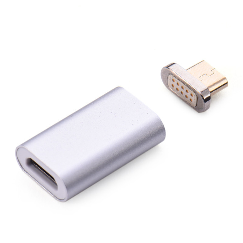Mobile USB Charger Adapter Android Magnetic Wire