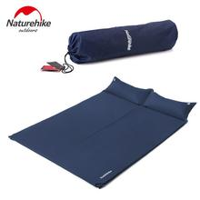NatureHike Automatic Inflatable Double Sleeping Pad with Pillows