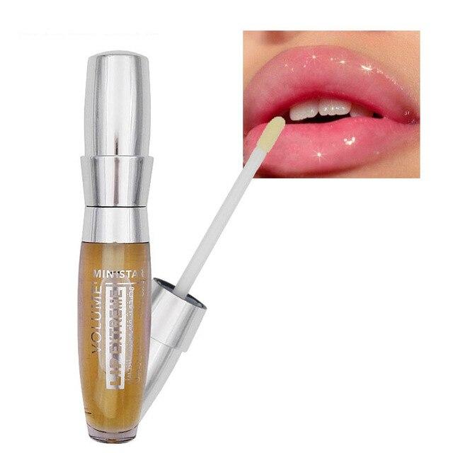 Lip Plumper Shiny Liquid Lipstick Long Lasting 3D Sexy Volume Plump It Lip Gloss Moisturizing Lip Tint Vloeibare Lipstick TSLM1 2