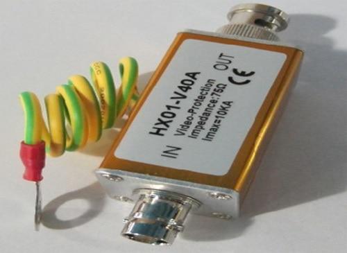 все цены на  lightning protection device video data lightning arrester/BNC video for cctv Free Shipping  онлайн