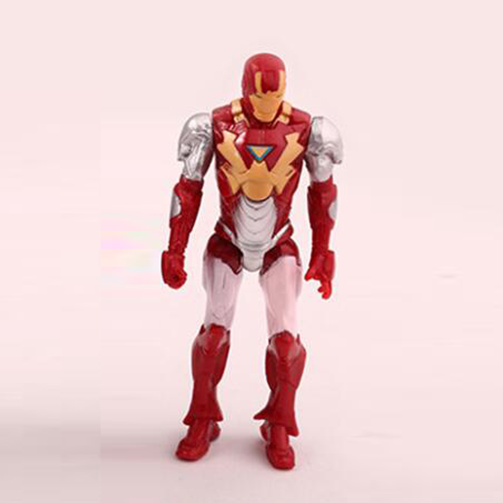 Captain America Civil War Avenger Alliance Iron Man Batman superman Thor Figure Toys Model Dolls Kids Toys Party Gifts for Boys in Party Favors from Home Garden