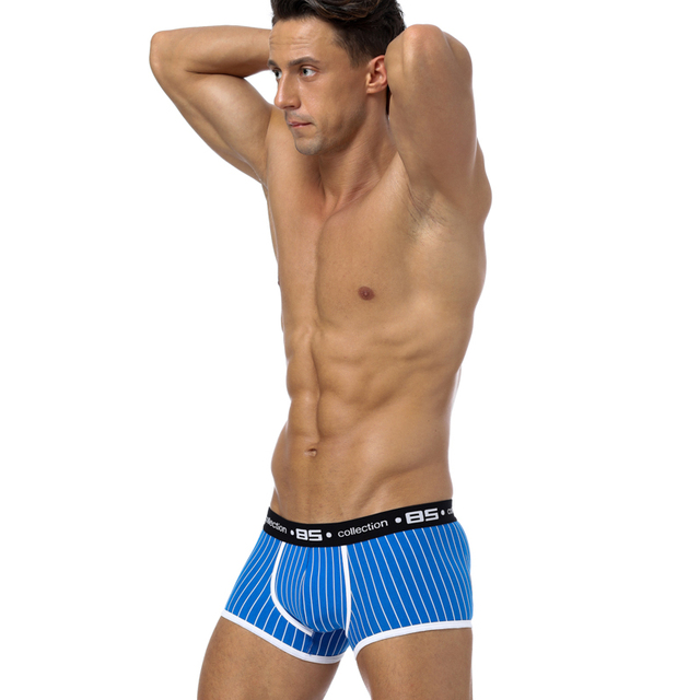 85 Brand Sexy Underwear Men Boxers Shorts Colorful Breathable Ropa Interior Bokser Homme Underpants