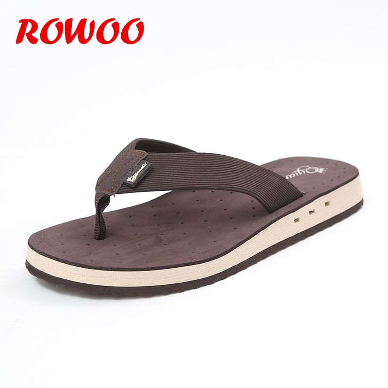 Summer Casual Beach Flip Flops Men Classic Style Rubber Sandals Male Lightweight Shower Slippers Slide Flip Flops Men Slippers vibram носки ghost s black