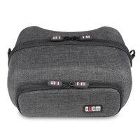 5 pcs of BUBM EVA VR 3d glasses Bag Box handbag shoulder bag digital reception protective bag Gray