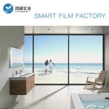 Sunice 1.2 м x 3 м размер могут быть выполнены по индивидуальному заказу конфиденциальности Magic Плёнки Строительство/автомобильной окно оттенок магия Smart Плёнки