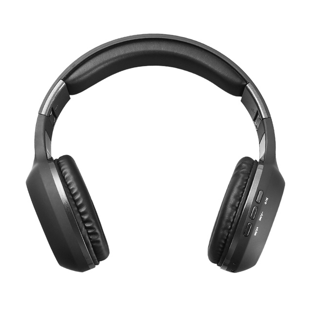 Gaming Earphone with Mic for Phone PC Computers Wireless Headset Foldable Bluetooth Headphones