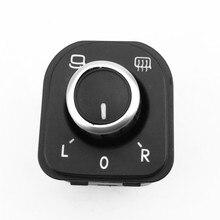READXT Car Driver Side Mirror Adjust Knob Switch For Passat B6 Golf 5 MK5 6 MK6 Tiguan Rabbit R32 EOS 5ND 959 565 A 5ND959565A