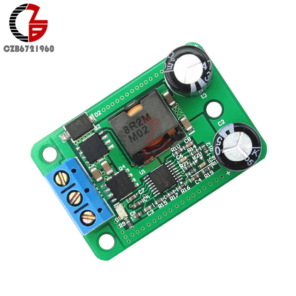 24V/12V to 5V/5A 25W DC-DC Transformer Buck Step Down Power Supply Module Synchronous Rectification Power Converter LM2596S 12v to 5v 24v to 5v 5a dc dc step down power supply car power converter black page 8