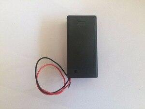 Image 3 - 10 PCS 9 V Batterij Houder Box Case met Wire Lead AAN/UIT Schakelaar Cover Case
