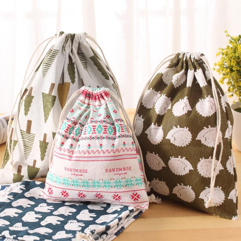 ETya Women Travel Cosmetic Bag Organizer Makeup Case Pouch Toiletry Make Up Bag Female Printing Storage Cosmetics Wash Bags