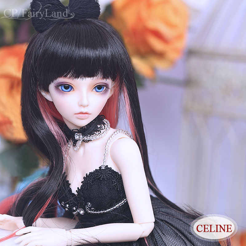 Muñeca BJD 1/4 Minifee Chloe, Sarang, Celine, Fairyland, muñecas articuladas de bola, bluefairy, littlemonica Oueneifs, Luts, Delf