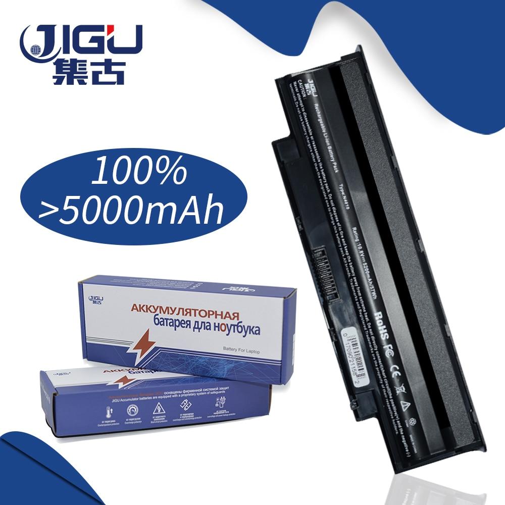 JIGU 5200MAH Laptop Battery For Dell Vostro 1440 1450 1540 1550 3450 3550 3750 04YRJH 06P6PN 07XFJJ 9JR2H 383CW J1KND WT2P4