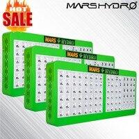 3 шт Mars Hydro отражатель 600 W полный спектр светодиодный промышленная лампа для помещений медицинские растения/Панель для расти палатки/коробк...