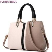 FLYING BIRDS Brands Women Handbag Fashion Leather Handbags Shoulder Bag Small Casual Cross Body Bag Retro