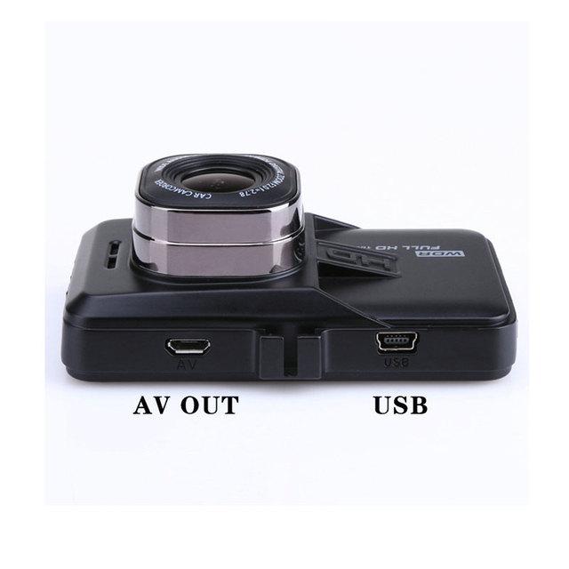 ENKLOV 120 Wide Angle Lens Dash Cam Full HD 1080P Car DVR Clear Night Vision Dash Cam Gravity Sensing Mini Car Camera Hidden Cam