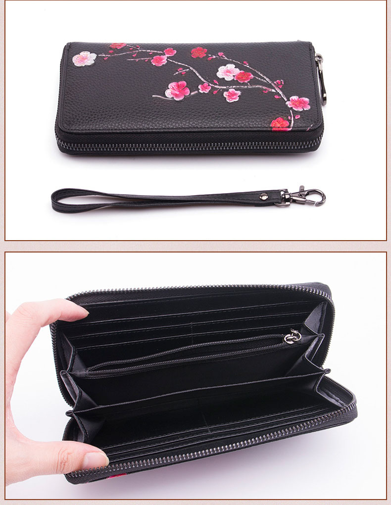 wallet women real leather (10)