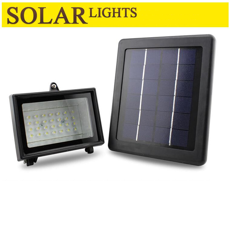 Luminarias LED Solar Panel Lights Lawn Spotlight Wall Lamp New Year Christmas Garland Light Garden Outdoor Floodlight Decoration ultrathin led flood light 200w ac85 265v waterproof ip65 floodlight spotlight outdoor lighting free shipping