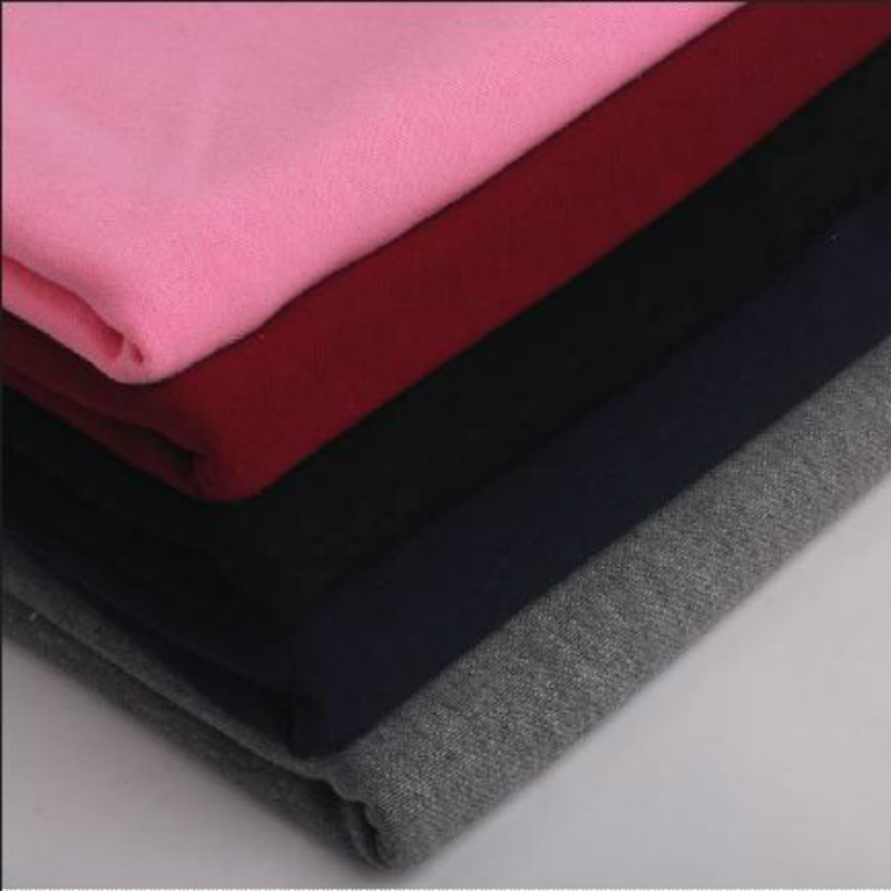 New arrival 50x185cm baby knitted terry for Thick material t shirts