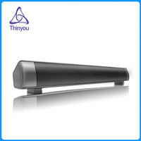 Thinyou New Portable HIFI Bluetooth Speaker Wireless 3D Stereo Loudspeakers Super Bass Soundbar For Computer Tablet