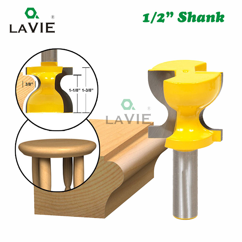 Style; Romantic La Vie 1pc 1/2 Window Sill Door Pull Edge Router Bit C3 Carbide Tipped Edge Knives End Mill Chair Stool Milling Cutters Mc03043 Fashionable In