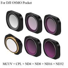 16 Lens MCUV 8