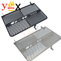 Standard Motorcycle Grille Radiator Cover Guard Protector Coolant System Net For SUZUKI GSR750 GSR 750 2011 2012 2013 2014