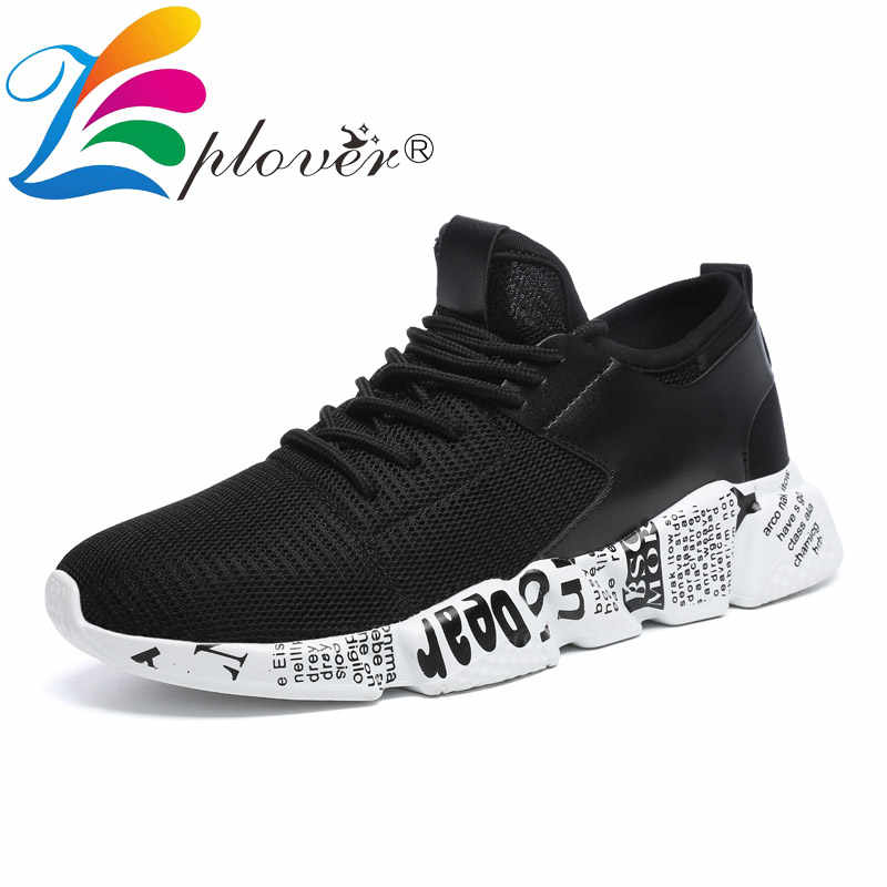 ae5223d39c128 2019 Men Casual Shoes Men Sneakers Mesh Male Shoes Tenis Masculino Flats  Summer Lightweight Zapatos Hombre