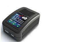 SKYRC SK-100081 E3 AC Input 2S 3S Lipo Battery Balance Charger For RC Batterys E3 2S 3S Balance Charger US Plug/Charger EU plug