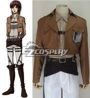 Attack on Titan (Shingeki no Kyojin) Sasha Blause Survey Crops Cosplay E001