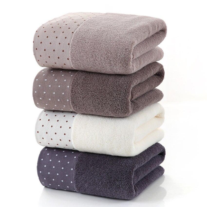 Large Cotton Bath Shower Towel Thick Towels Home Bathroom Hotel For Adults Kids  Toalha de banho