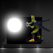 """""""Dragon Ball"""" Super Bomb Goku Table Lamp"""