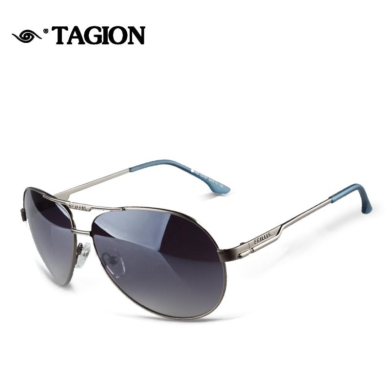 2015 óculos de Sol Novos Homens Da Moda Frame Da Liga de Óculos de Sol  Óculos Senhores Melhor Escolha Tons Clássicos Óculos Originais 6140 21a6c34f05